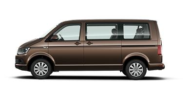 z.B. VW Caravelle
